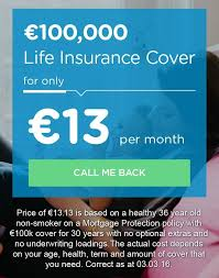 pretty life insurance quotes ireland alluring mortgage life insurance