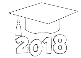 Kindergarten Graduation Coloring Pages Graduation Cap Coloring Page Best Of Graduation Coloring Pages