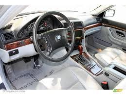 Grey Interior 2000 BMW 7 Series 740iL Sedan Photo #48223964 ...