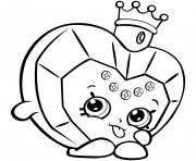 Shopkins are rather small, about two centimeters in size. Shopkins Coloring Pages To Print Shopkins Printable