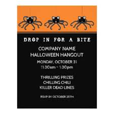 office party flyer halloween office party flyer zazzle com