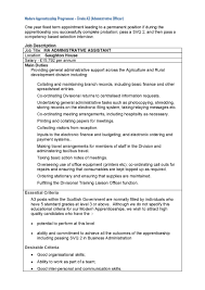 Sample Resume For Administrative Assistant Office Manager