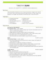 Sample Food Server Resumes Operations Coordinator Cover Letter Dragondekomodo Resume