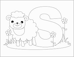 Coloring Book Alphabet Letters Best Free Printable Alphabet Coloring