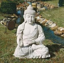 buddha garden large buddha statue