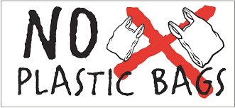 how to reduce usage of plastic bags palo