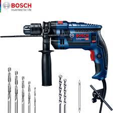 Bosch Công Suất Cao 750W Búa Điện Máy Khoan Điện 2 Chức Năng Hộ Gia Đình  Tác Động Khoan Điện Đa Năng Chọn Slotter Khoan Điện