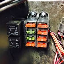 polaris rzr s 900 buildup utv guide 12v fuse relay panel