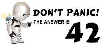 42 die antwort