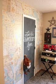 Latitude Tile And Decor Latitude Adjustment TravelThemed Rooms diy home decor 53