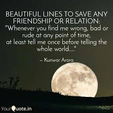 Beautiful Lines To Save A Quotes Writings By Kunwar Arora