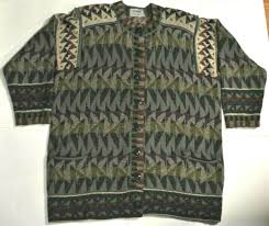 VTG 80's Iva Knight Scotland Wool Silk Cardigan Futuristic Sweater Large L  XL #IvaKnight #Cardig… | Silk cardigan, Wool sweaters womens, Cardigan  sweaters for women