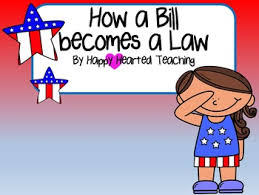 Bill To Law Chart How A Bill Becomes A Law Flow Chart
