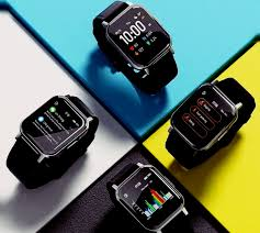 <b>Haylou LS02 1.4inch</b> Ture Color Smartwatch Deals - Brumpost