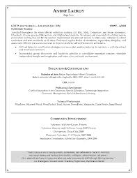 Resume For Teaching Assistant Science Teacher Assistant Resume Is One Of The Best Idea For You To 13