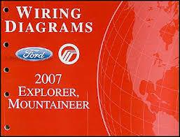 ford explorer sport trac wiring diagram vehiclepad 2007 ford explorer sport trac wiring diagram manual original