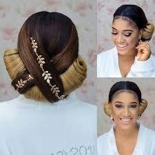 Modèle De Chignon Pour Mariage Africain Fashionsneakersclub