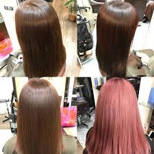 春大人女性はどんな髪色にブログ銀座美容室カロン銀座calon