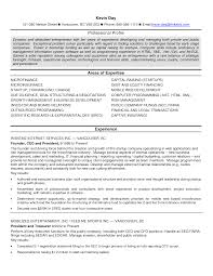 sample resume cpa flight operation officer sample resume