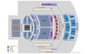 The Joint Hard Rock Las Vegas Seating Chart Tickets Lion Fight 61 Full Rules Muay Thai Las Vegas Nv
