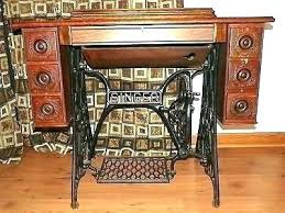 singer sewing machine cabinet styles antique singer sewing machine in cabinet