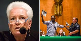 Gayle Smith condemned by an Ethiopian activist