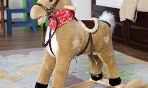 kidkraft harley davidson roaring softail rocker toys wooden rocking horse