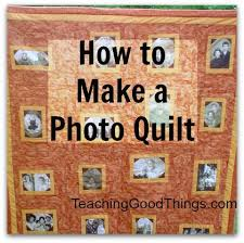 Best 25+ Photo quilts ideas on Pinterest | Photo blanket, DIY ... & How to Make a Photo Quilt (Raising Homemakers) Adamdwight.com