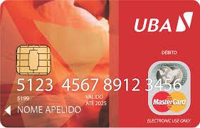 mozambique uba card