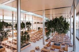 apple new office design. Apple Park Headquarters Jony Ive Silicon Valley California Interview New Office Design