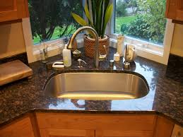 Granite Undermount Kitchen Sinks Kitchen Sink Stinks Ideas Stinky Kitchen Sink Drain Mobbuilder
