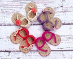 Crochet Baby Sandals Pattern Amazing Crochet Baby Sandals Patterns Best Cutest Tutorials