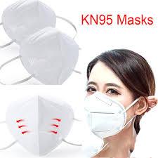 <b>20pcs KN95</b> Profession Masks Anti-Dust <b>Non</b> Woven Anti-Mist Anti ...