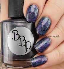 Bad Bitch Polish Love Your Planet nail polish collection galaxy ...