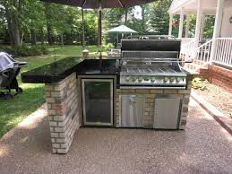 Outdoor Kitchen Gas Grill Outdoor Kitchen Design Center Stainless Steel Pyramid Range Hood