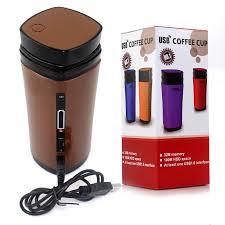 aquecedor elétrico portátil automático de mistura de aquecimento no inverno mini desk usb coffee cup warmer