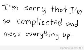 Im Sorry Quotes Beauteous Sorry And I'm Sorry Quotes With Wallpapers
