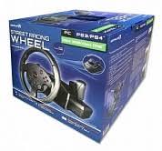 Игровой <b>руль ARTPLAYS Street Racing</b> Wheel Turbo C900
