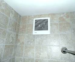 how to install a bathroom fan without attic access how replacing bath fan without attic access