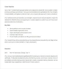 Resume Templates For Highschool Students Delectable Resume Template High School Students Simple Resume Format