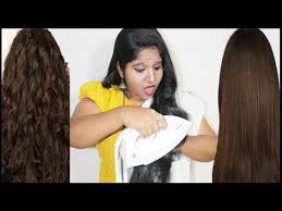 how to get permanent hair straightening