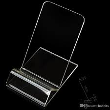Cell Phone Display Stands Wholesale Acrylic Mobile Phone Display Stands Cell Phone Mounts 28