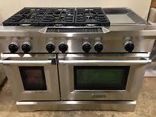 kitchenaid 48 range. kitchenaid gas stoves range and stove | ebay 48 c