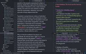 A Plain Text Workflow For Academic Writing With Atom Scott Selisker