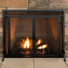 fireplace screens with doors. Delightful Design Fireplace Screens With Doors Well Suited Ideas For Remodel 14