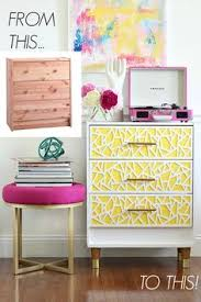 transforming ikea furniture. Mid Century Modern And Bright Ikea Rast Hack Featuring Pittsburgh Paints \u0026  Stains. Thanks To. DIY FurnitureBright Transforming Ikea Furniture