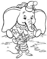 Disegni Dumbo Disegni Per Bambini Da Stampare E Colorare By Colora