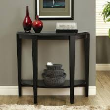 half moon hallway tables furniture black wooden hall accent half moon console table with shelf under half moon hallway tables lovely half moon accent