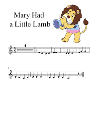 Listen to free audiobooks and support songbird: Mary Had A Little Lamb Tronpetaplus1 Sheet Music For Trumpet In B Flat Drum Group Mixed Duet Musescore Com