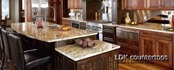 barrington granite countertops kitchen with centert island
